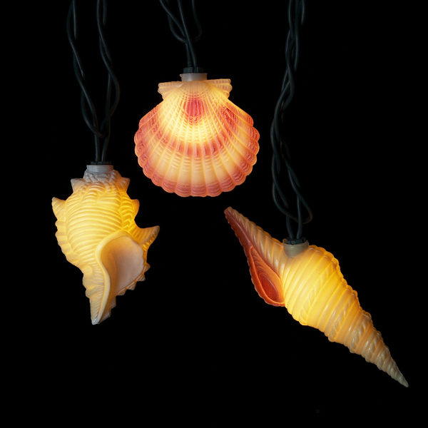 Conch & Shells Novelty Light Set
