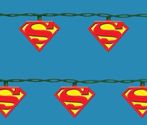 Superman Novelty Light Set