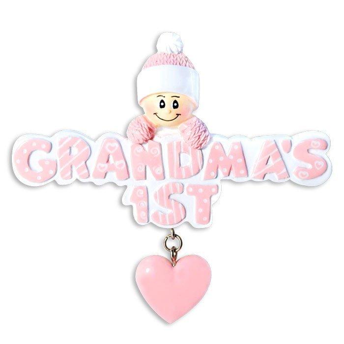 Grandma's 1st Christmas-Girl