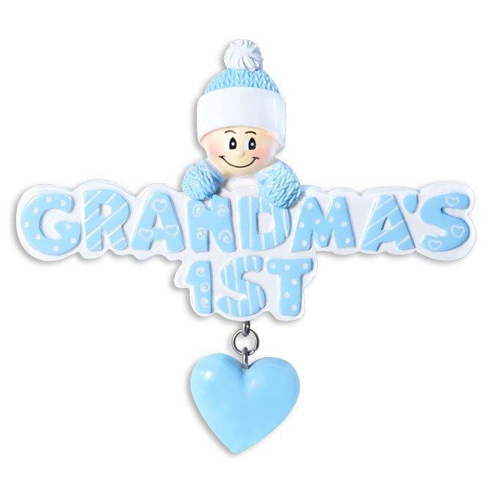 Grandma's 1st Christmas-Boy
