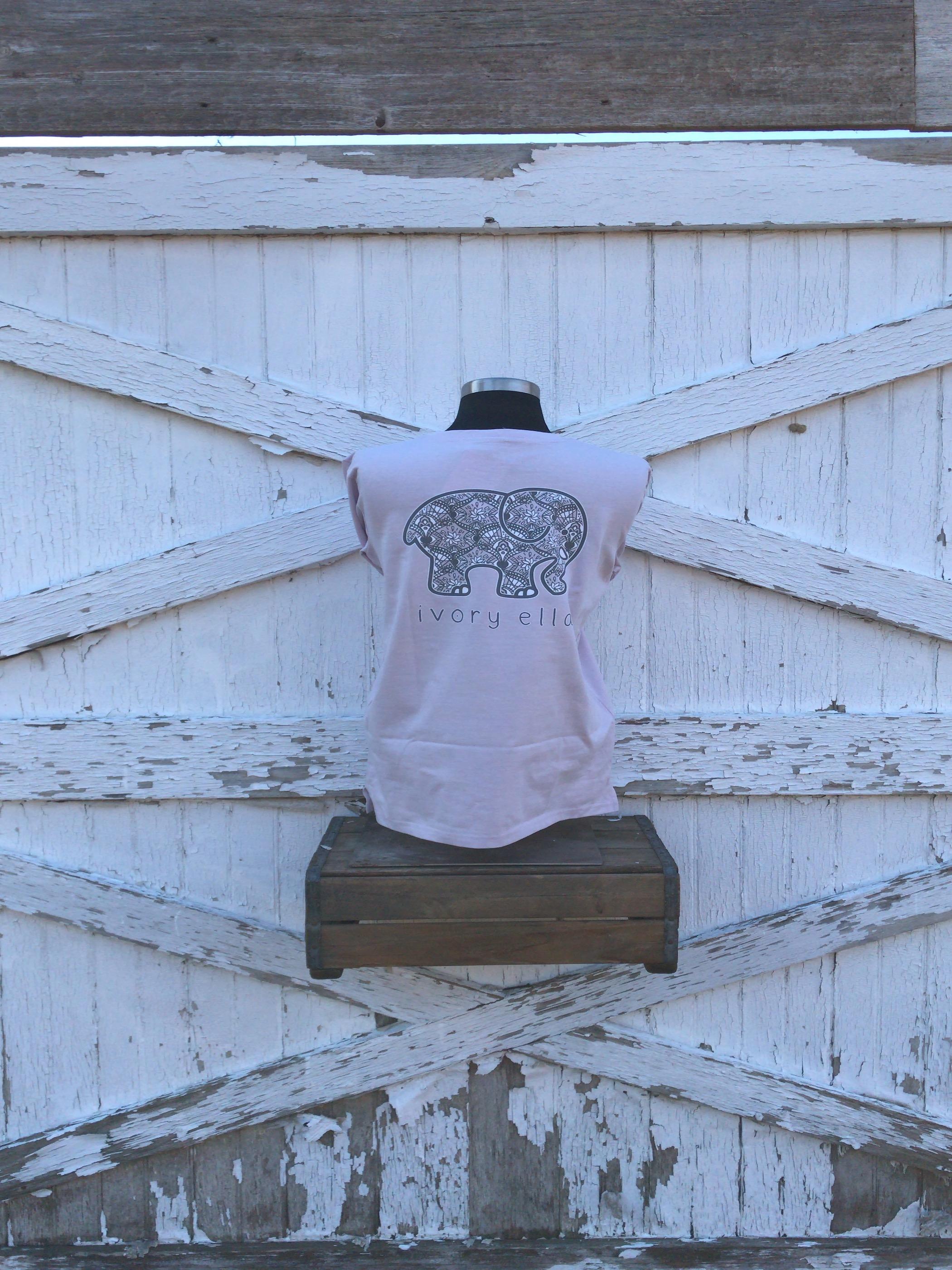 6c215d2d1 Ivory Ella Womens Long Sleeve T-Shirt – Amethyst – Winterwood Gift ...