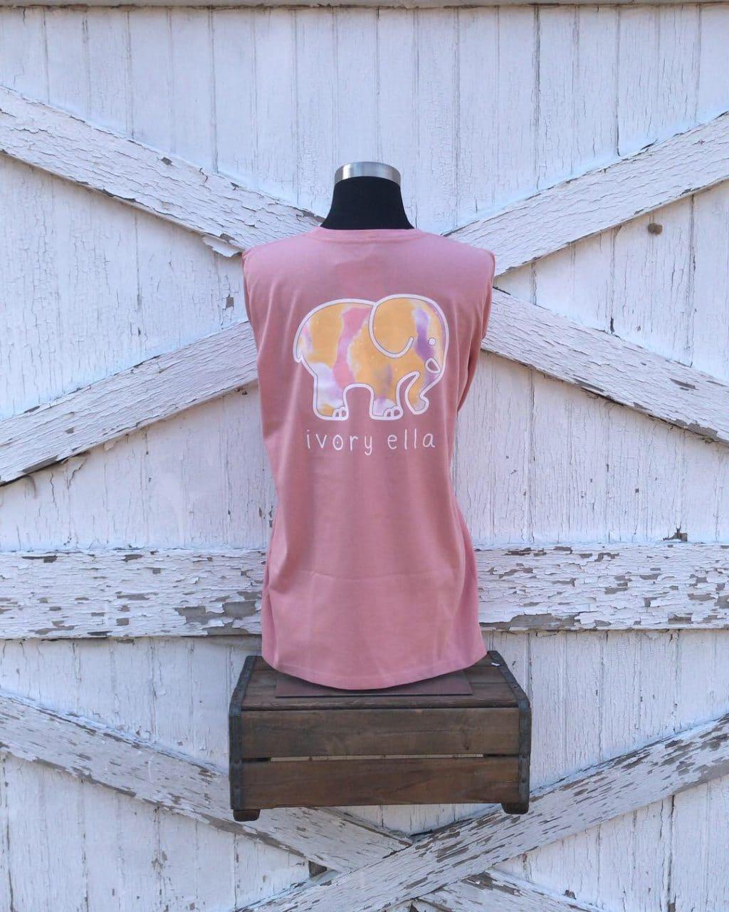 30e7c4ea3 Ivory Ella Womens Long Sleeve T-Shirt – Rose Quartz – Winterwood ...